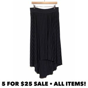 Bobeau High Low Maxi Skirt